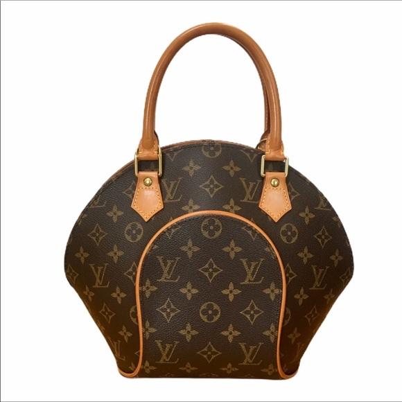 Louis Vuitton Handbags - Auth Louis Vuitton Ellipse PM MI0948